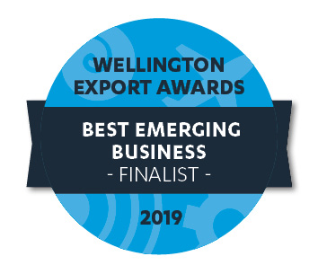 Finalist in Export Awards
